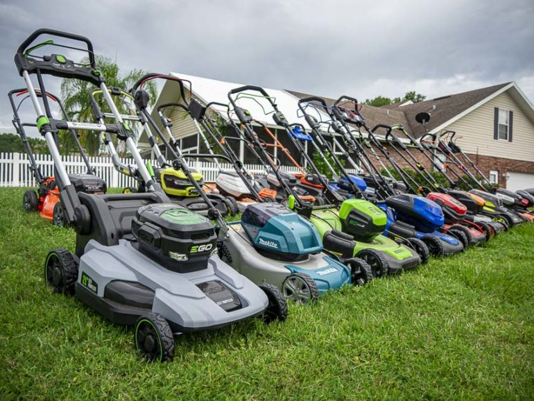How To Start Electric Lawn Mowers?
