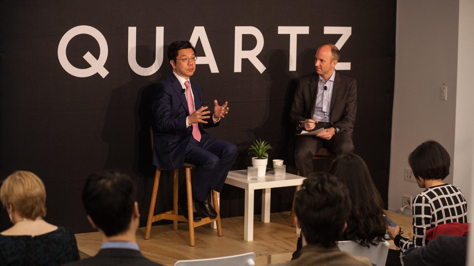 Lee Kai-Fu, the Lifeasapa's founder, shares the company's success story